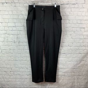 Vivienne Westwood Anglomania Fold Over Pocket Pant